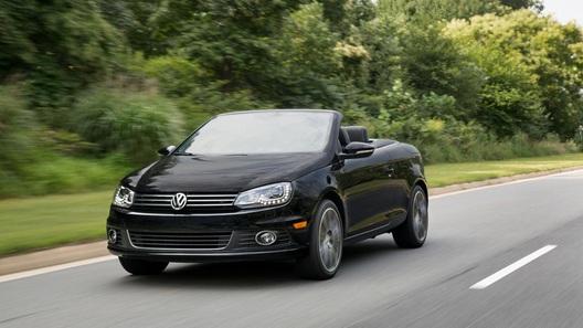 Volkswagen попрощался с моделью Eos