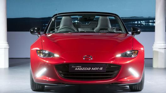 Mazda обнадеживает фанатов более мощными версиями MX-5