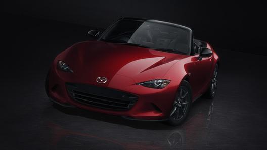 Новое поколение Mazda MX-5 дебютирует на автосалоне в Париже
