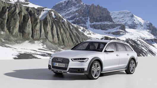 Audi начинает продажи обновленного