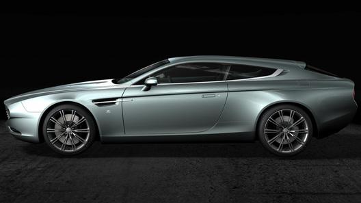 Zagato превратил Aston Martin в универсал