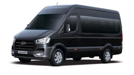 Hyundai представила собственный коммерческий вэн для Европы