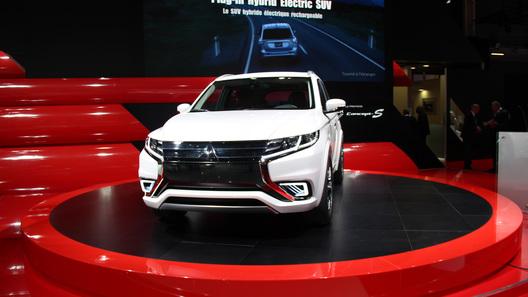 Mitsubishi показала будущее