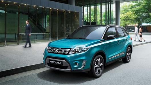 Новая Suzuki Vitara доедет до России к осени