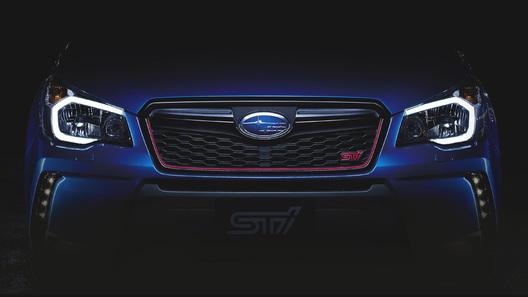 Subaru готовится к премьере