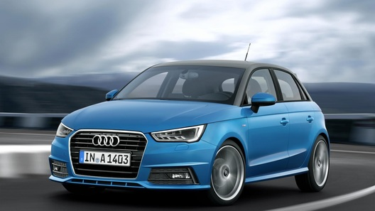 Цены на малолитражку Audi начнутся с 905 000 рублей