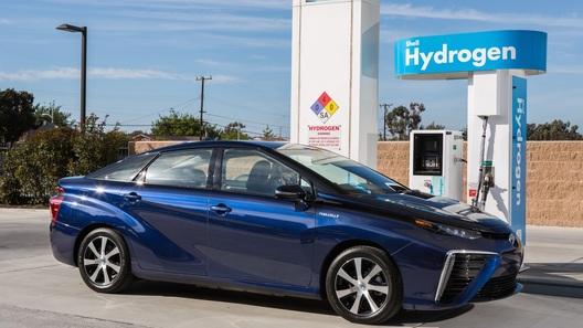 Toyota представила свою первую водородную модель