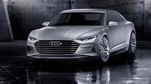 Дизайн нового Audi A6 уже готов