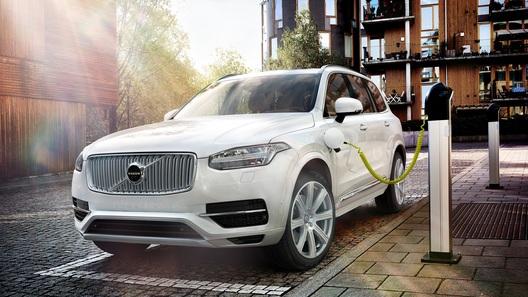 Volvo поделилась техническими особенностями гибридного XC90