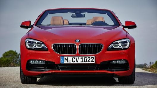 BMW обновила семейство 6-Series