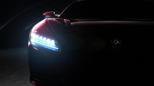 Honda показала первые изображения своего нового суперкара