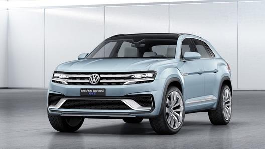 VW привезет в Детройт спортивный кросс-гибрид