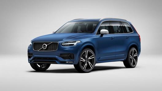 Новому Volvo XC90 добавили спортивности
