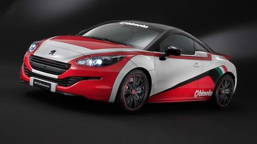 Производитель супербайков подарил купе Peugeot RCZ три десятка