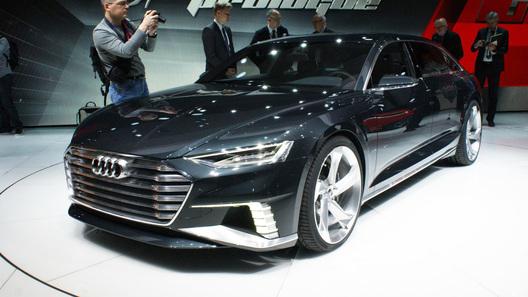 Концепт Prologue Avant намекнул на будущее дизайна Audi