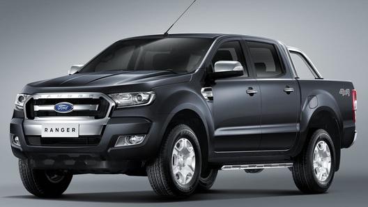 В России отзывают пикапы Ford Ranger