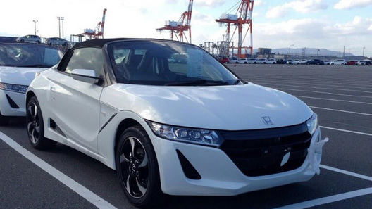Новый мини-родстер от Honda уже на пути к дилерам