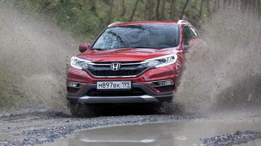 Тест-драйв новой Honda CR-V: спрашивали? Отвечаем!