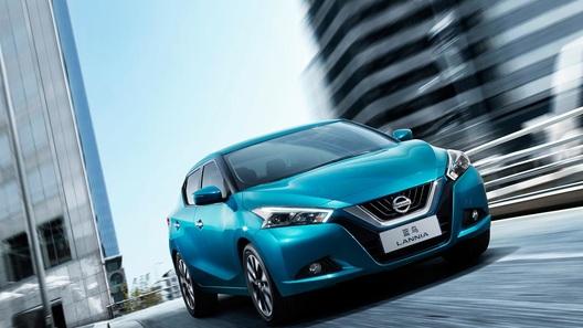 Новый седан от Nissan должен понравиться молодым китайцам