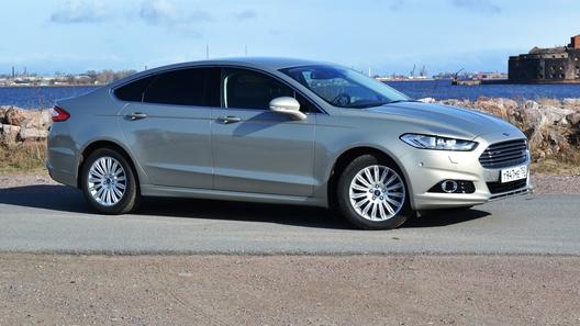 Форд отзывает в РФ новенькие Mondeo из-за трудностей стормозами