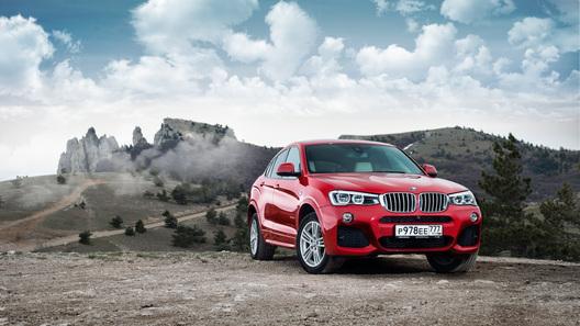 Тест-драйв BMW X4: все что вы хотели знать о баварском кросс-купе