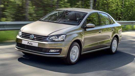 Volkswagen рассказал о комплектациях обновленного седана Polo