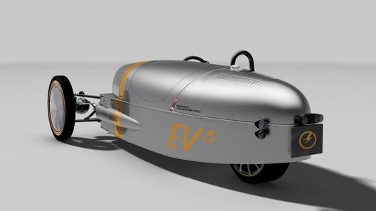 Экзотический трехколесный спорткар Morgan станет электрическим