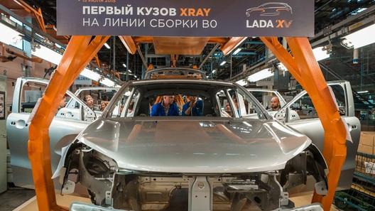 На поддержку российского автопрома продолжат выделять миллиарды