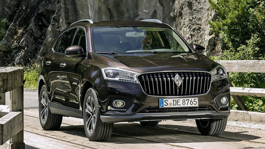 В РФ будут торговать автомобили возрожденной марки Borgward