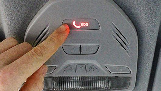 """Власти подтвердили разработку упрощенной кнопки """"ЭРА-Глонасс"""" для б/у машин"""