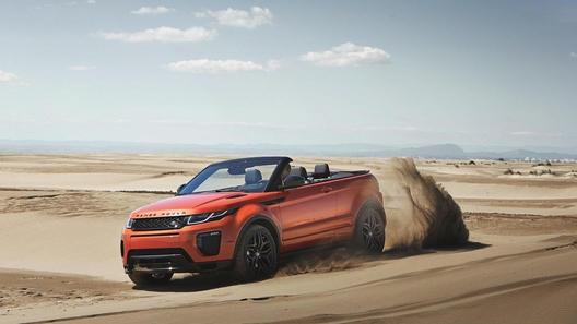 Новинки помогли Jaguar Land Rover пережить лучший август в истории