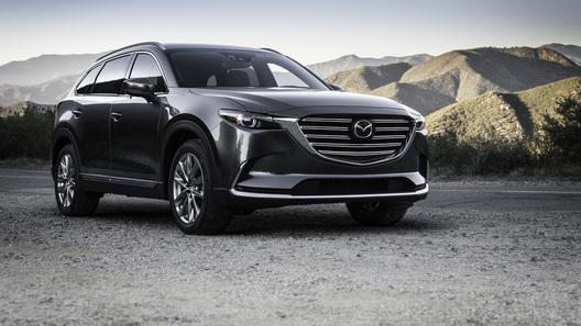 Обновленная Mazda CX-9: цены для России озвучены, продажи стартовали