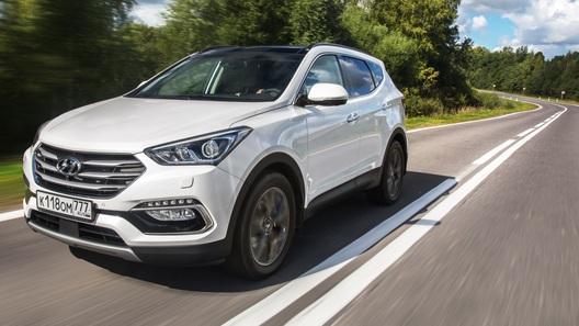 Тест-драйв обновленного Hyundai Santa Fe: кроссовер, которому пора определиться