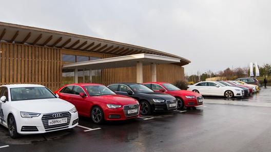 В России отзывают на ремонт сразу несколько моделей Audi