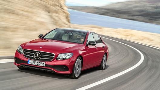Mercedes отзовет в Российской Федерации практически 100 авто E-класса