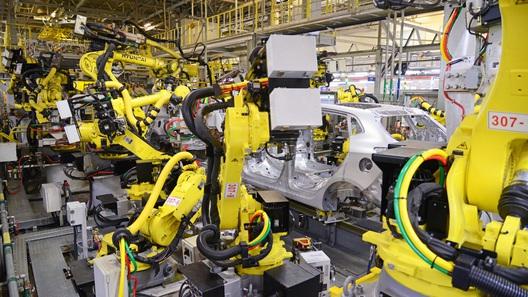 Петербургский завод Хёндай всамом начале года увеличил производство на12%
