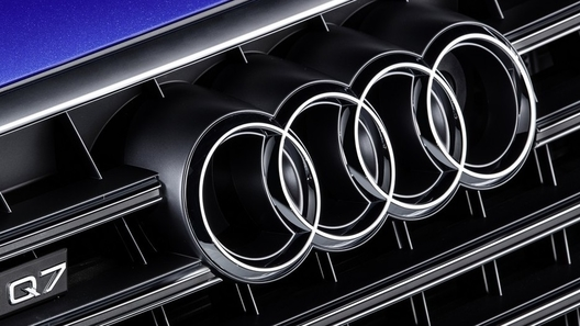 Марка Audi изменит свой логотип из четырех колец