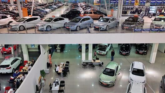 Размещен топ самых реализуемых моделей авто вКазахстане