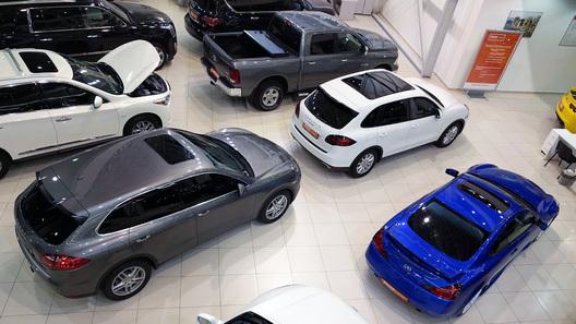 Названы самые популярные автомобильные марки в России