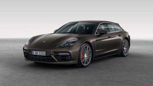 Новый Porsche Panamera получит кузов для рассады