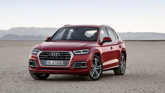 Объявлены российские цены на новый Audi Q5