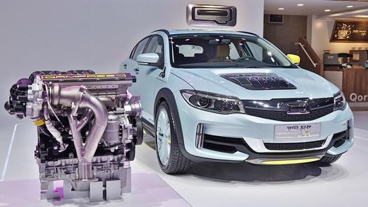 Китайцы представили рабочий экземпляр революционного мотора