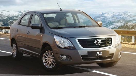 Компания Ravon привезет в Россию сразу две новые модели