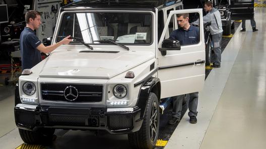 Российские Mercedes-Benz будут выпускать по полному циклу