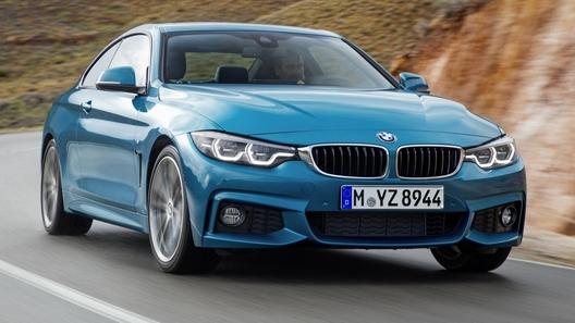 Обновленные BMW 4 серии: российские цены