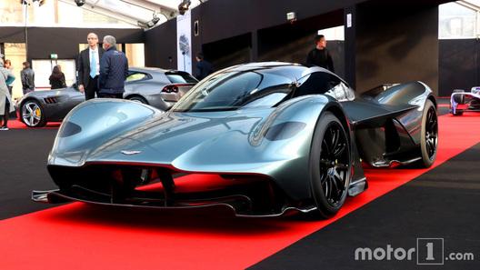 """Суперкар Aston Martin будут строить """"всем миром"""""""