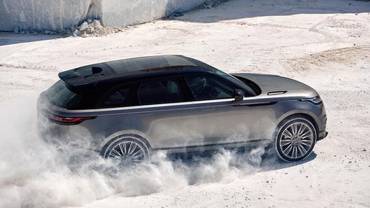 Автомобили Ягуар Лэнд Ровер будут предсказывать погоду
