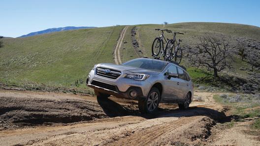 Subaru сообщила, когда привезет в России обновленный универсал Outback