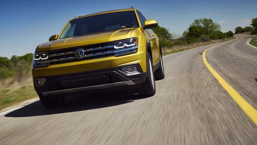 VW поведал, сколько будет стоить Teramont