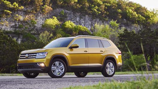 Названы варианты Volkswagen Teramont для России